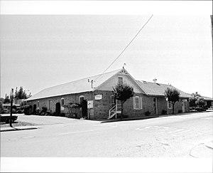 Petaluma and Santa Rosa Railway Powerhouse - Petaluma and Santa Rosa Railroad Powerhouse, Sebastopol, California