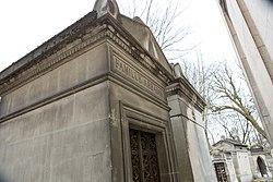 Tomb of Abbadie