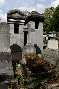 P re lachaise cemetery division 57 wikimedia commons for 50370 la chaise baudouin