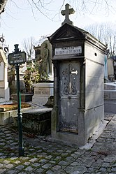 Tomb of Robin and Dubois