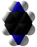 P-Phenylenediamine Space Fill.png