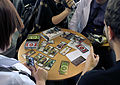 PGA Poznań 2015 Witcher card game.JPG