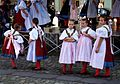 POL CZ Childrens in Silesian dresses from Cieszyn Silesia, 2008 07.JPG
