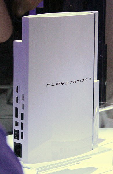 Archivo:PS3 at CES 2006.jpg