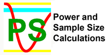 PS Power and Sample Size - Wikipedia