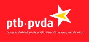 Belgian regional elections, 2014 - PVDA