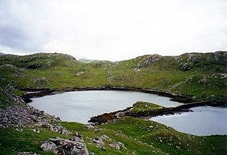 Pabaigh Mòr - Old lobster lagoon
