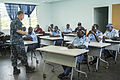 Pacific Partnership mission commander visits with Bougainville leaders 150702-N-BK290-454.jpg