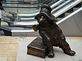 Paddington Bear, Paddington Station W2 - geograph.org.uk - 1769430.jpg