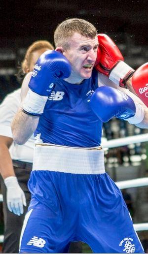 Paddy Barnes - Barnes at the 2016 Olympics