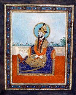 Humayun second Mughal Emperor