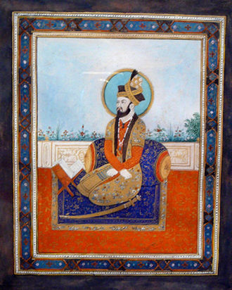 Humayun - Mughal Emperor