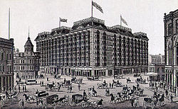 The 1875 Palace Hotel