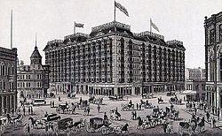 Original Palace Hotel 1875 1906 Edit
