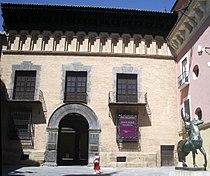 Palacio de Argillo. Museo Pablo Gargallo.jpg