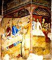 Palais des papes d'Avignon Festin d'Hérode par Matteo Giovannetti (1346-1348).jpg