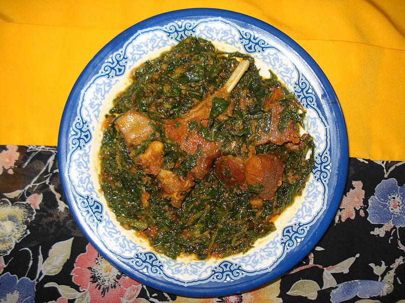 Pateti and Parsi New Year recipe, Palak mutton