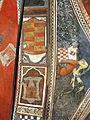 Palazzo comunale di s. miniato, sala delle sette virtù, stemma serragli +1.JPG