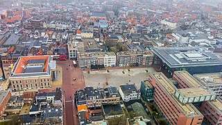 Leeuwarden City and municipality in Friesland, Netherlands