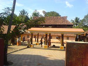 Pandalam - Image: Pandalam kshethram 1
