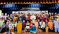 Pandit Divyang Vakil post Legacy Concert with students.jpg