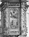 paneel preekstoel kuip - bolsward - 20037528 - rce