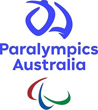 Paralympics Australia - Image: Paralympics Australia Logo