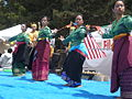Parangal Dance Co. performing Kappa Malong Malong at 14th AF-AFC 09.JPG