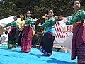 Parangal Dance Co. performing Kappa Malong Malong at 14th AF-AFC 09.JPG
