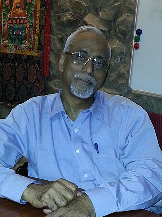 Tata Institute of Social Sciences -  Director of TISS, Prof. S. Parasuraman at the Institute