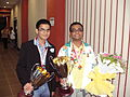 Parimarjan Negi and Abhijeet Gupta 2008.jpg
