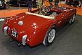 Paris - Retromobile 2012 - Siata 208S - 1953 - 006.jpg
