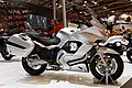 Paris - Salon de la moto 2011 - Moto Guzzi - Norge GT 8V ABS - 001.jpg