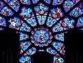 Paris Cathédrale Notre-Dame Innen Westliche Rosette 6.jpg
