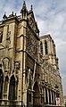 Paris Cathédrale Notre-Dame Nördliches Langhaus 1.jpg