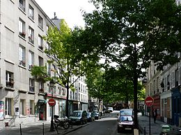 Image illustrative de l'article Rue Borda
