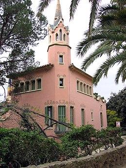 Park Güell - Casa Museu Gaudí.jpg