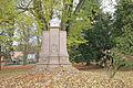 Park Smetanovy sady, socha Antonína Dvořáka.JPG