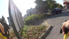 Податотека:Parking Gate Crash.webm