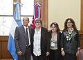 Parodi recibió al Embajador de Cuba en el CCK (20418067483).jpg