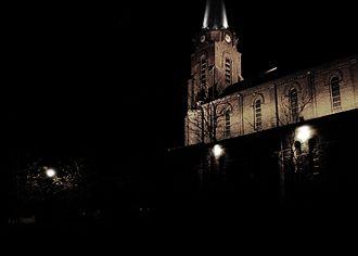 Saint-Sylvestre-Cappel - Image: Paroisse Notre Dame d'Espèrance des Monts de Flandre