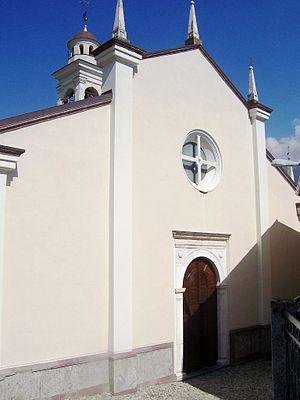 Vione - Parish church