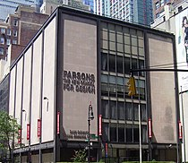 Parsons David Schwartz Fashion Education Center 560 Seventh Avenue.jpg