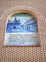 PROPUESTAS DE RULADA DE LA COMUNIDAD DE MADRID - DOMINGO 8 DE MARZO 180px-Pasadizo_Iglesia_de_San_Andres_Madrid