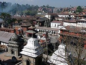 Пашупатинатх, Непал (долина Катманду)