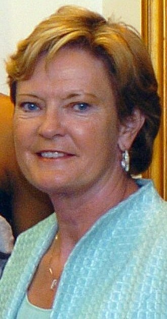 Naismith College Coach of the Year - Pat Summitt of Tennessee holds more awards (5) than any other female coach.