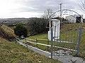 Path to St Bridget's Well - geograph.org.uk - 1764653.jpg