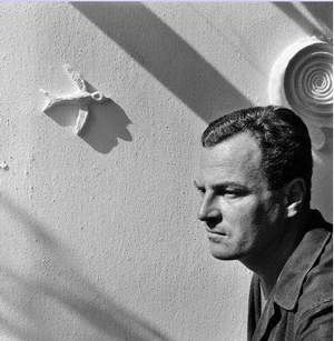 Patrick Leigh Fermor - Leigh Fermor, photographed by Dimitri Papadimos