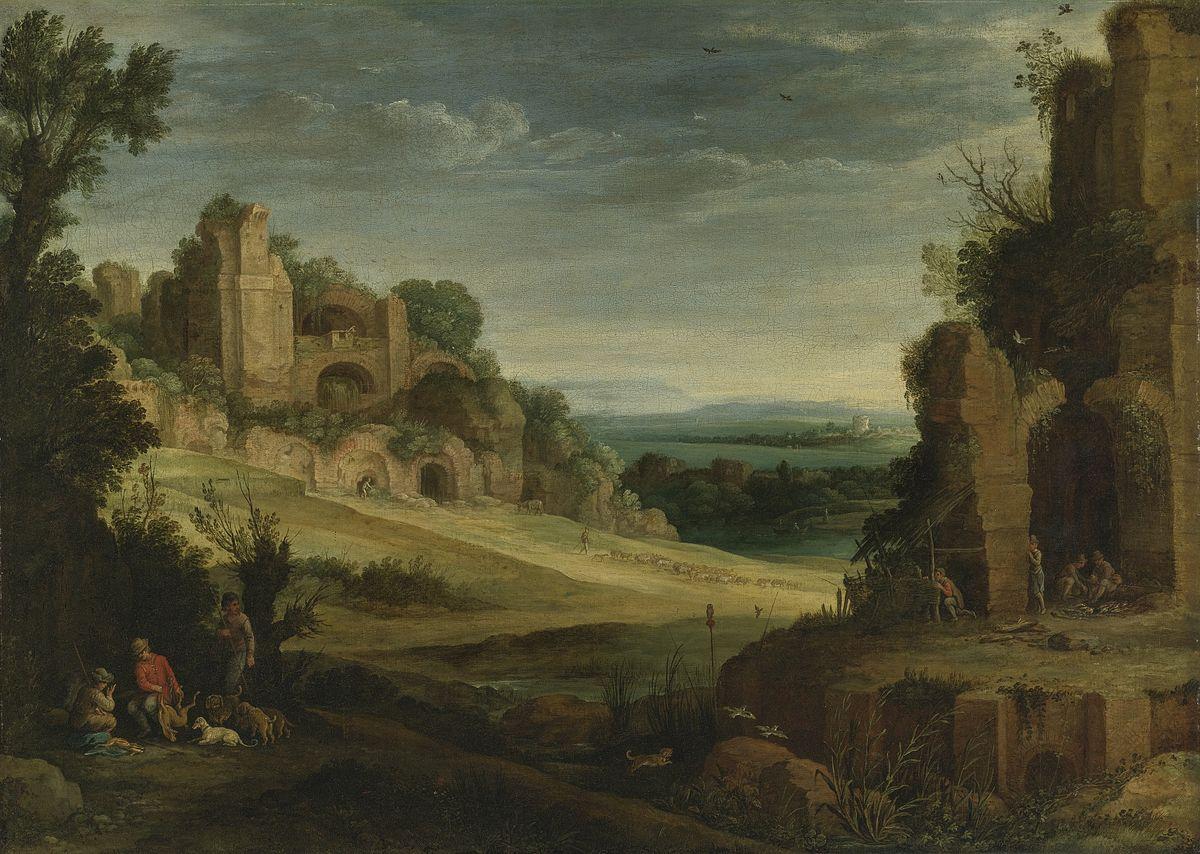 Pittura paesaggistica wikipedia for Stampe paesaggi naturali