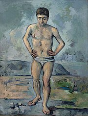 Paul Cézanne - Le Grand Baigneur - Google Art Project.jpg